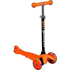 Самокат Best Scooter 466-113 Оранжевый Maxi 46769/64113