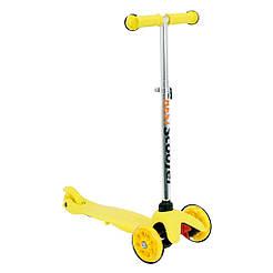 Самокат Best Scooter 466-113 Желтый Maxi 46777