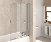 Aqualux FBS0327AQU раздвижная дверь для душа, 2 раздвижные стены, 820 мм, серебристый полированный / прозрачны