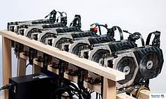 Майнинг ферма GPU Nvidia GTX 1060 3 Гб 7 шт