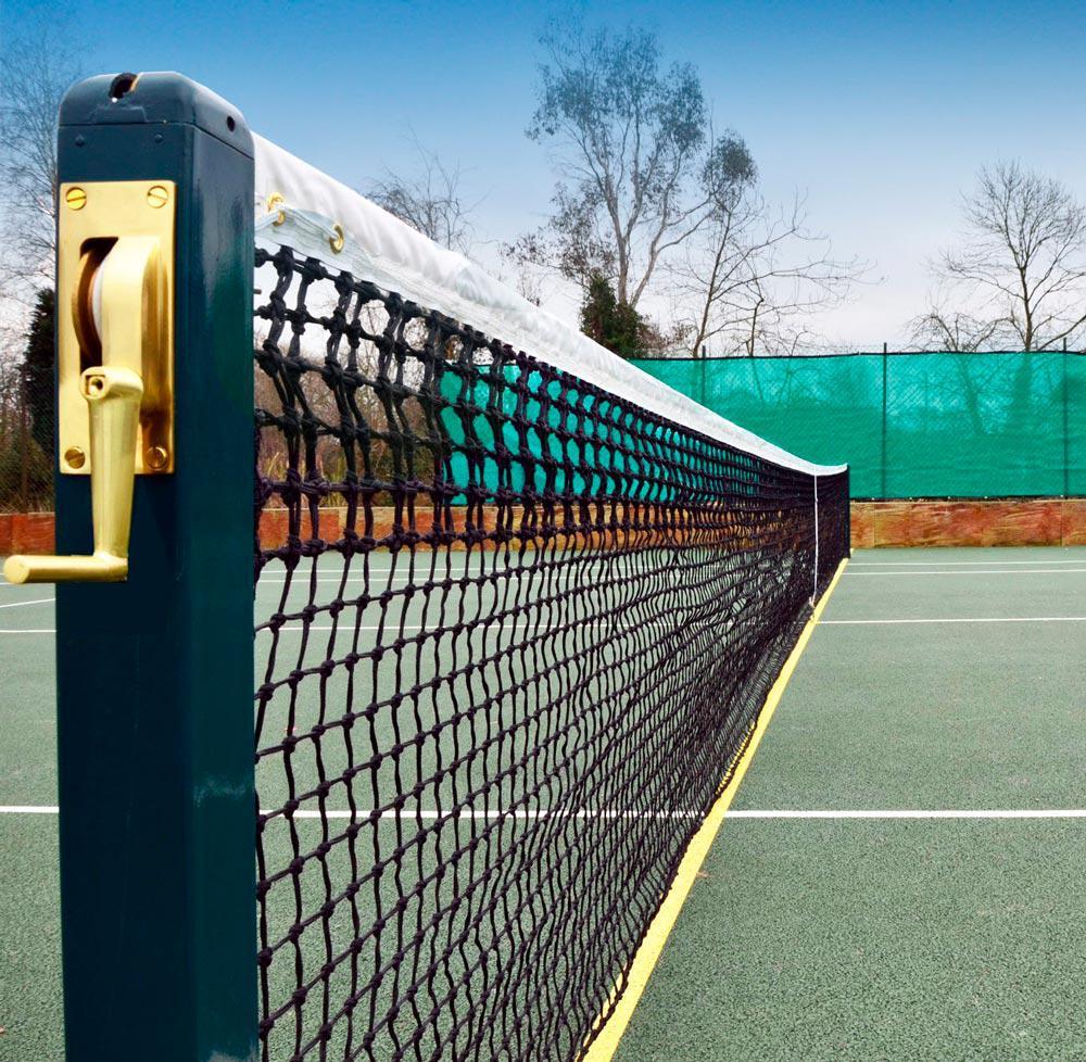 Тенісна сітка Gisco Club 2.5 мм