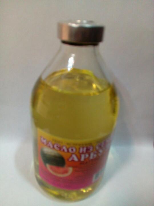 Масло из косточек Арбуза (250мл.,Алтайвитамины,Россия)