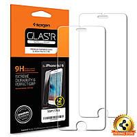Защитное стекло Spigen для iPhone 6s / 6, 2 шт, фото 1