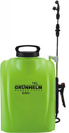 Обприскувач акумуляторний Grunhelm GHS-16