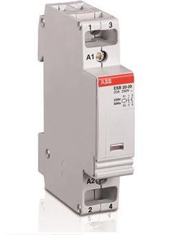 Модульный контактор ABB ESB20-11 (24V), GHE3211102R0007