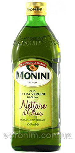 Оливковое масло Monini Nettare d'Oliva, 750 мл