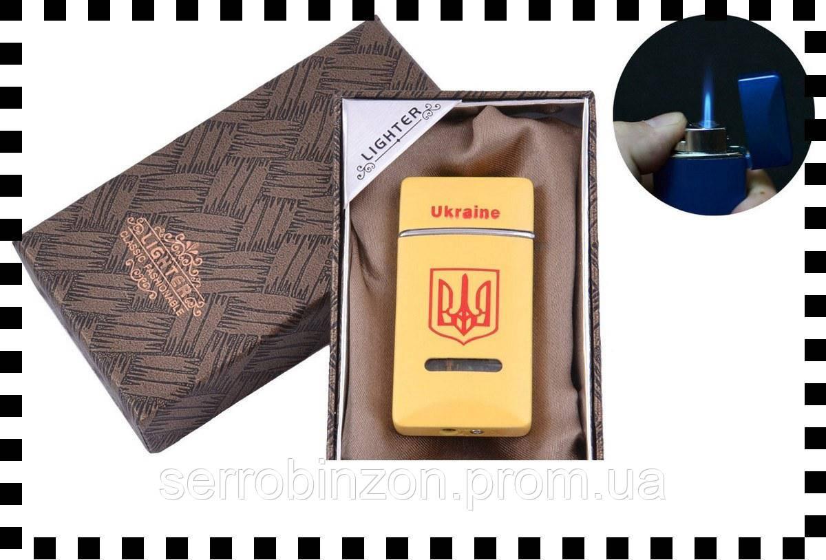 Запальничка подарункова XD-11-2 (жовта)