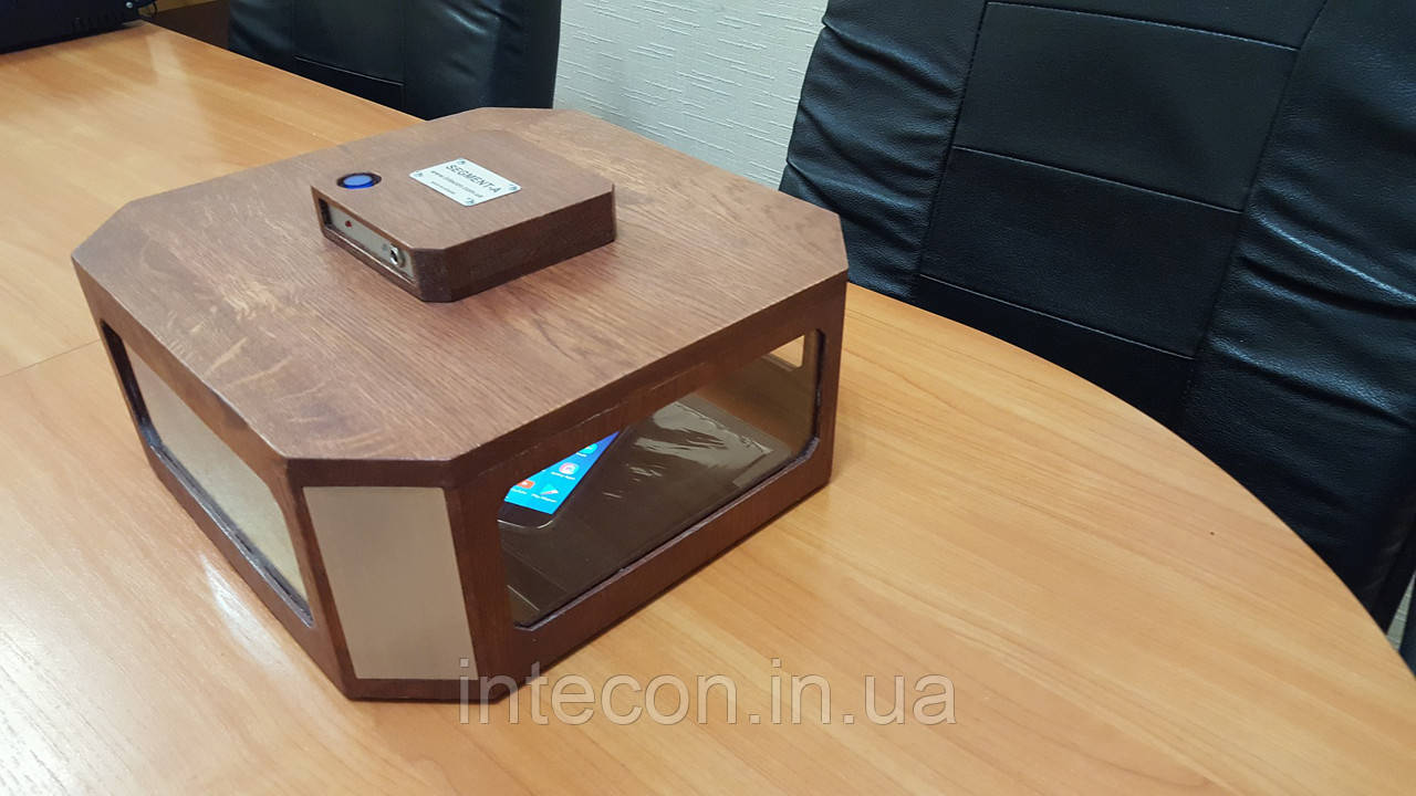 Акустический сейф для нескольких смартфонов,планшетов INTECON SEGMENT-A1