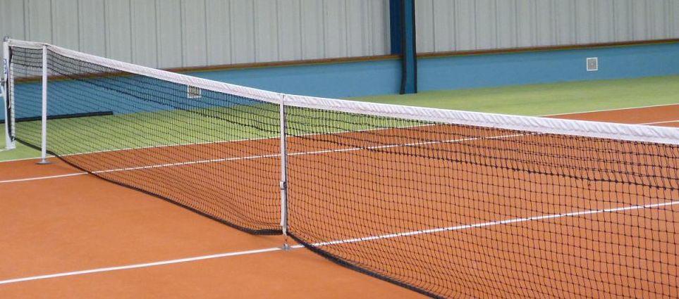 Тенісна сітка Gisco STANDART 2.0 мм