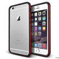 Чехол для Verus Iron Bumber case for iPhone 6 (Black-Red)