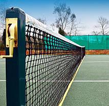 Тенісна сітка Gisco STANDART 2.0 мм, фото 3