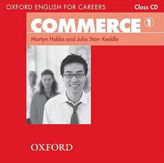 Oxford English for Careers: Commerce 1 Class CD