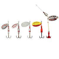 SUISSEX Suissex Predators Kit Fishing Spinners