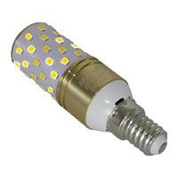 Лампа светодиодная LED кукуруза двух цветная E14 1-положение 3000K, 2-положение 6000K 13W ST 747 3-положение +