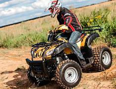 Квадроциклы: виды и область применения.