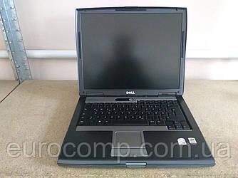 Недорогой ноутбук бизнес серии для офиса, дома и учебы Dell Latitude D520 15'', без аккумулятора