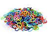 Резиночки для плетения браслетов Loom Bands Colorful , фото 4