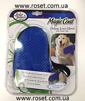 Рукавиця для вичесывания вовни тварин - Magic Coat Dog Grooming