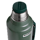 Термос туристический питьевой Stanley Legendary Classic (1.9л), зеленый, фото 5