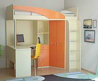 Детская кровать-чердак Бемби - 3