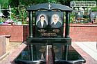 Гранитный памятник № 21, фото 2