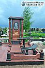 Гранитный памятник № 30, фото 5