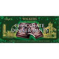 Мятные конфеты Walkers Chocolate Mints 150 g (скидка)
