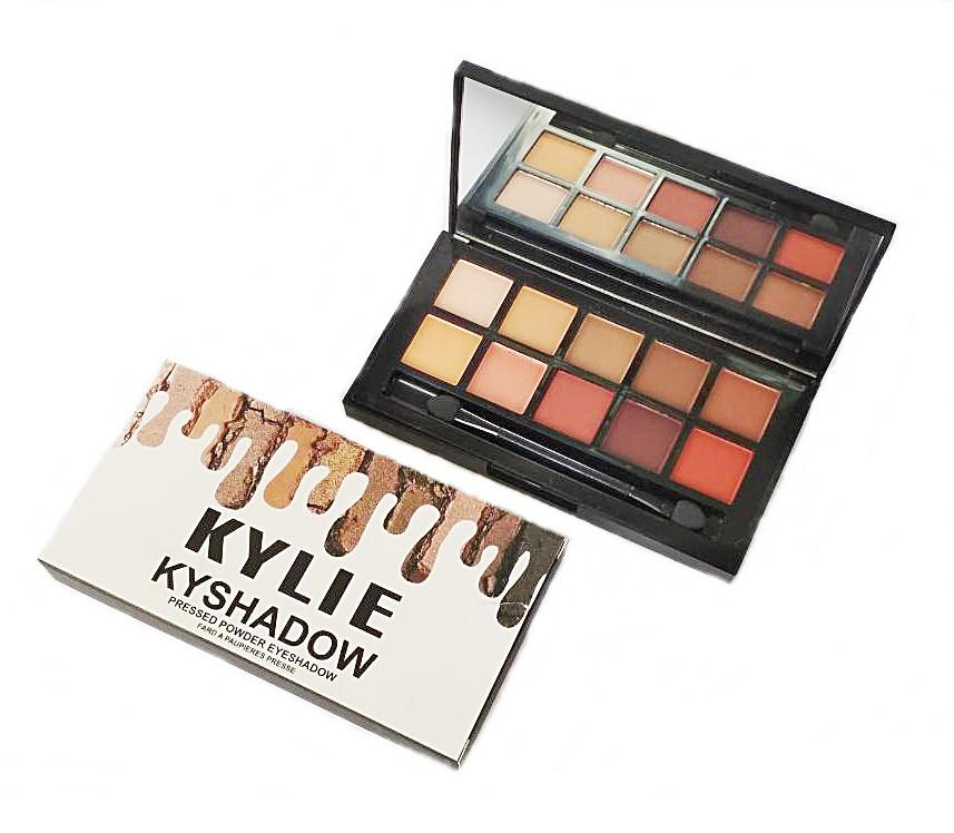 Палітра тіней Kylie Kyshadow ( 10 кольорів ) 01