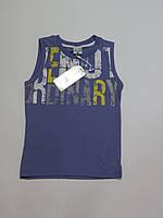 Детская/подростковая футболка,майка для мальчиков Турция 128р-164р(полномер)