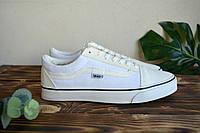 Кеды Vans old skool White*** (БЕЛЫЕ), фото 1