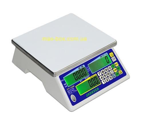 Торговые весы Jadever РТ- 3060
