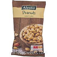 Арахис соленый Alesto Peanuts 250g
