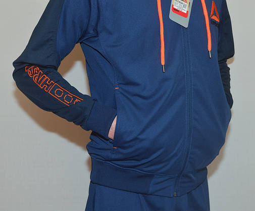 Костюм спортивный Reebok мужской (лакоста) L-XL (копия), фото 2 7dec6ae9d24