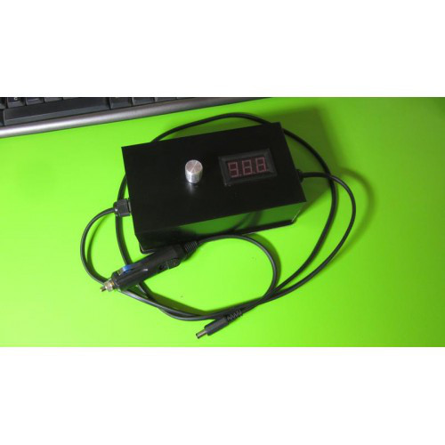 Универсальное автомобильное зарядное для ноутбука 12-33V 120W