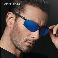 Очки мужские солнцезащитные поляризованные VEITHDIA Синие