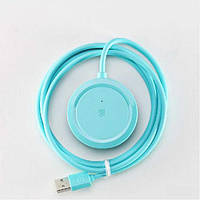 USB Hub Remax Inspirion RU-05 3*USB (Blue), фото 1