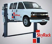 Автомобильный двухстоечный электрогидравлический подъемник (SR-2150) SkyRack, фото 1