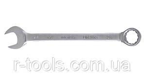 Ключ комбинированный  24 мм  CrV  матовый хром MTX 151199