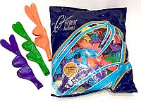 """Шары надувные """"Rabbit"""", пастель, Gemar Ballons , упаковка 50шт"""