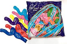 """Шары надувные """"elephant"""", пастель, Gemar Ballons"""", упаковка 50шт"""