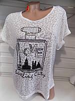 Женская футболка лето Китай оптом