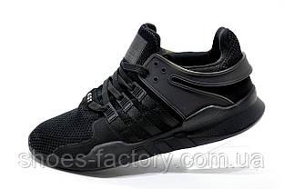 Кроссовки мужские в стиле Adidas EQT Support ADV Men's , Black