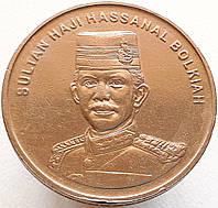 Бруней 50 сен 2011