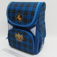"Рюкзак для мальчика J.Otten JO-1719 13,5"" 3отд., ортоп., светоотраж. ""Strict"" (6)"
