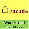MultiChem. Гідрофобізатор, WaterProof (retail), 20 л (100 кв.м.). Гидрофобизатор, гидрофобная пропитка фасада.