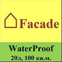 MultiChem. Гідрофобізатор, WaterProof (retail), 20 л (100 кв.м.). Гидрофобизатор, гидрофобная пропитка фасада., фото 1