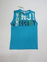 Детская/подростковая футболка для мальчиков Турция 152р,158р(полномер)