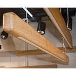 """Світлодіодний світильник лінійний в дерев'яному корпусі """"RAFTER"""" 30W 2850Lm VL-LED 30W R WOOD, фото 2"""