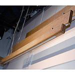 """Світлодіодний світильник лінійний в дерев'яному корпусі """"RAFTER"""" 30W 2850Lm VL-LED 30W R WOOD, фото 3"""