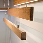 """Світлодіодний світильник лінійний в дерев'яному корпусі """"RAFTER"""" 30W 2850Lm VL-LED 30W R WOOD, фото 4"""